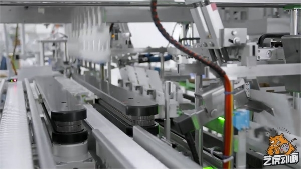 机械动画制作