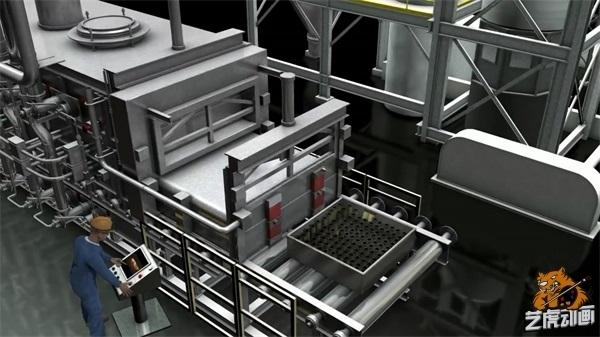 北京工业三维动画制作
