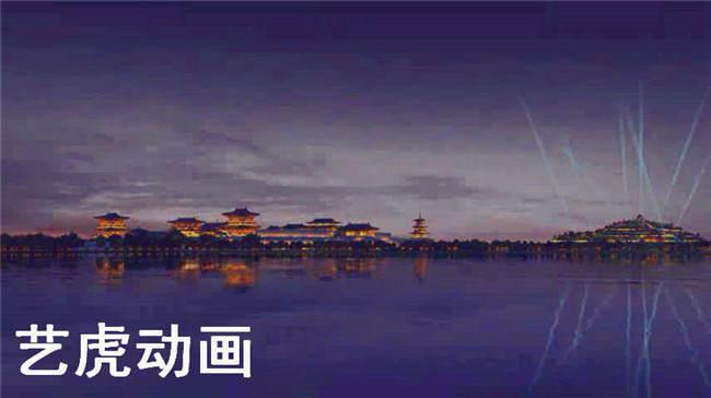 北京三维动画