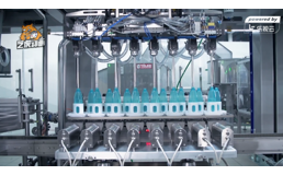 科技智能流水线工业三维动画
