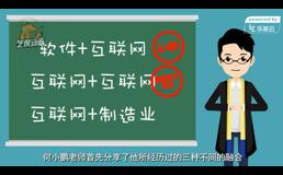 何小鹏课件宣传动画