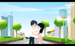 创意爱情动画