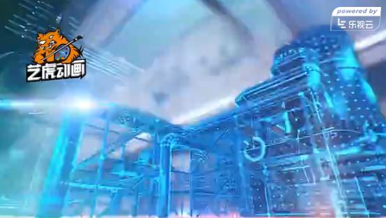 虚拟仿真三维建筑动画