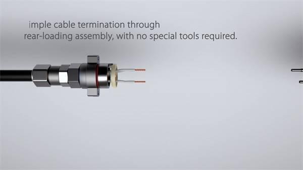 仪器设备三维产品演示动画