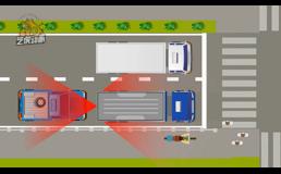 卡车培训课件二维动画