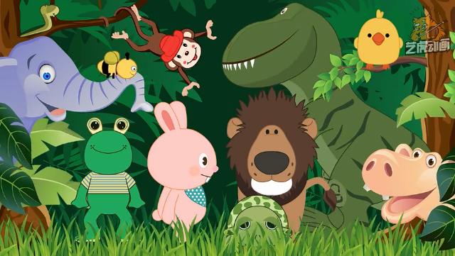 二维flash动画设计卡通形象故事