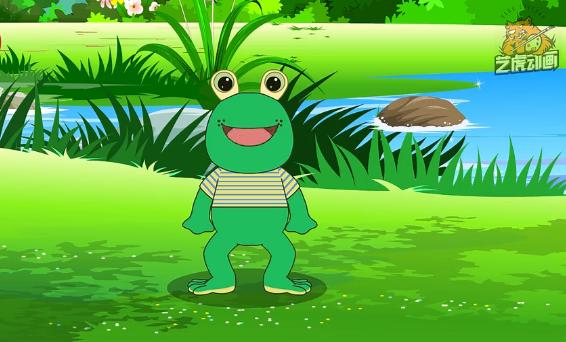 幼儿园卡通风格flash动画课件
