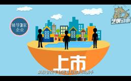 企业战略平台宣传广告动画