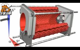 工业工程演示动画展示机械原理流程