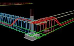 基本建设项目-施工动画作品案例