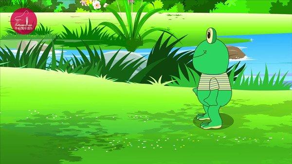 幼儿园卡通课件动画短片